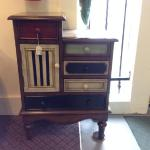 New accent chest from Furniture of America. $375.
