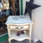 Nightstand in the French Provincial style. $65.00